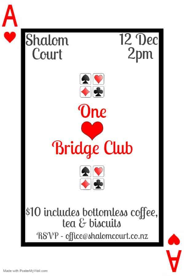 One Bridge CLub